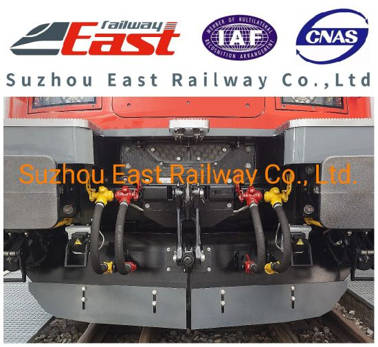 Uic Standard Railway Screw Coupler for Passenger Car and Wagon