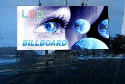 Outdoor LED Advertising Display Billboard for Digital Advertising