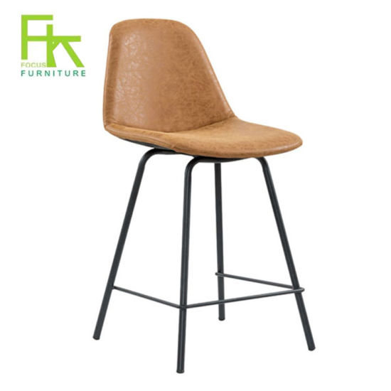 Astounding China Fixed 4 Legs Counter Beetle Pu Bar High Stool China Pdpeps Interior Chair Design Pdpepsorg