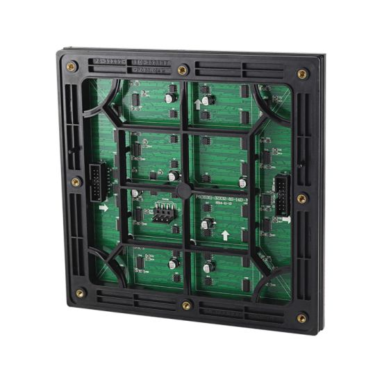 Full Color LED Stable Voltage Display Module Outdoor P6 P8 P10