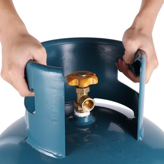 50kg 118L LPG Gas Cylinder/Tank/Bottle for Sale