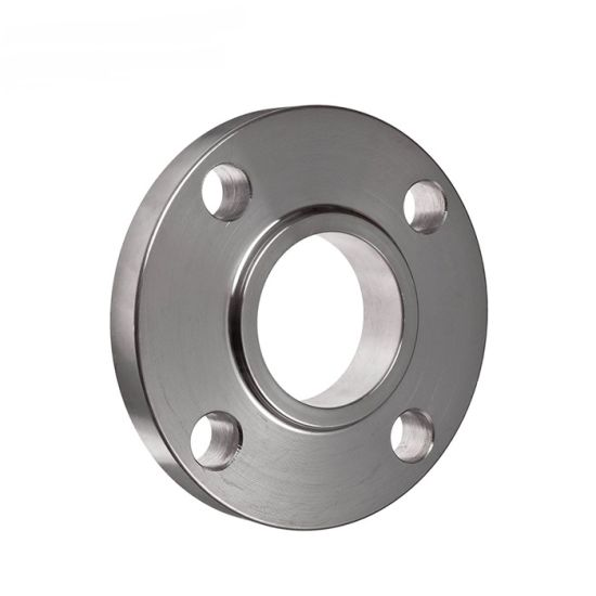 China Ss304 Ss316l Stainless Steel Weld Neck Plate Slip Blind Flange