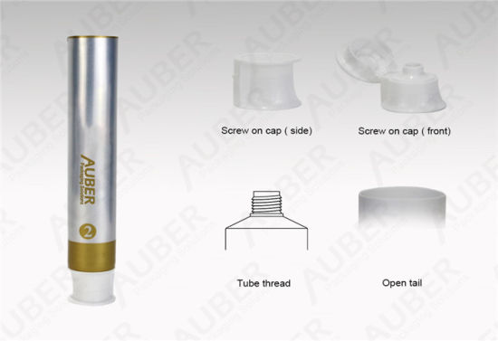 D35mm Aluminum Plastic Laminated Tube for Toothpaste Ointment Tube Packaging pictures & photos