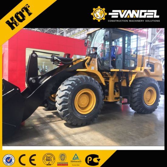 Top Brand Sany 5 Ton Mini Wheel Loader (SYL956H5) pictures & photos
