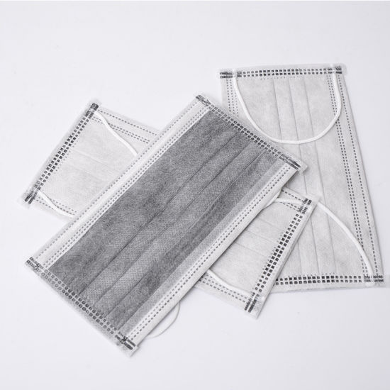 FDA Approval Medical Non Woven Surgical Disposable 3 Ply Face Mask