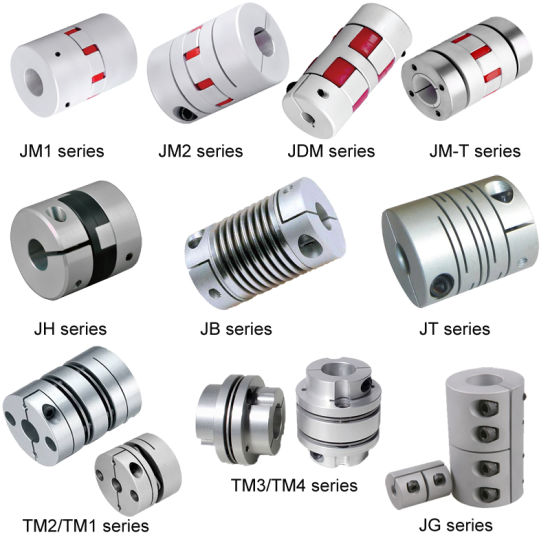 China Shac Reliable Flexible Coupling Different Type Spider Jaw