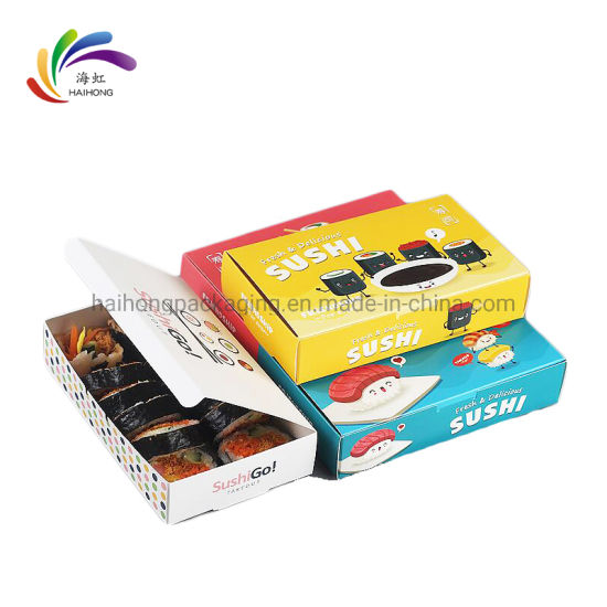 Custom Printing Paper Food Packaging Food Boxes From China Supplier pictures & photos