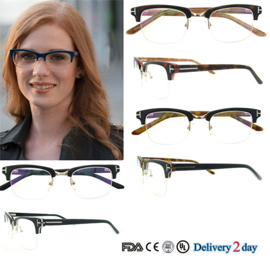 Custom Made Designer Eyeglass Frames Made in China - China Custom ...