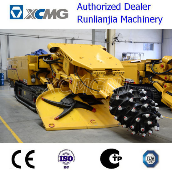 XCMG Ebz230 Cantilever Type Mining Roadheader 660V/1140V with Ce pictures & photos
