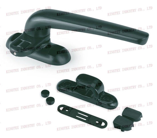 Crescent Lock Handle for Window Hardware Fittings pictures & photos