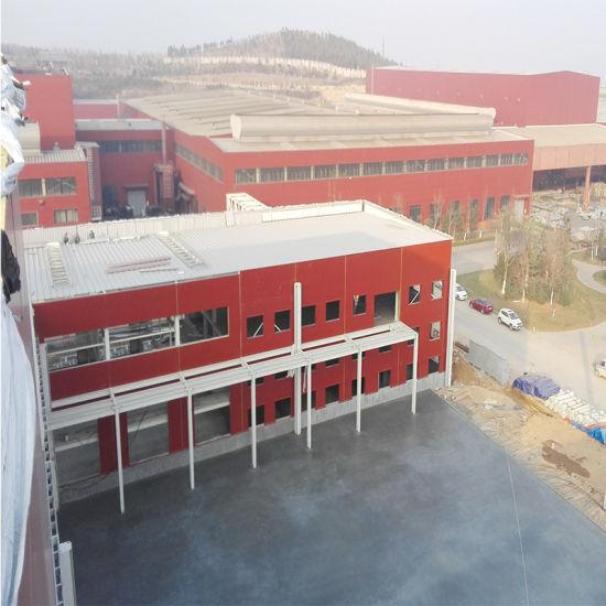 2000 Square Meter Factory Building