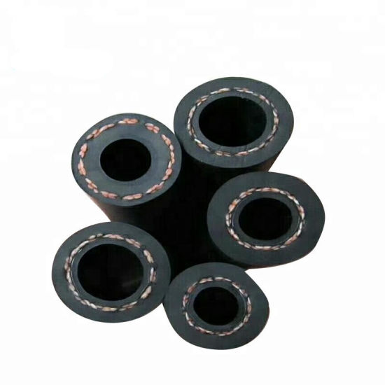 High Quality Textile Reinforced Pneumatic Air Water Oil Rubber Hose