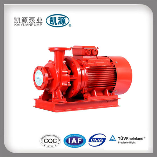 Xbd New National Standard Fire Fighting Water Pump