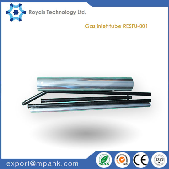 Gas Inlet Tube Steel Gas Manifold Pipes for BBQ Iron Tube