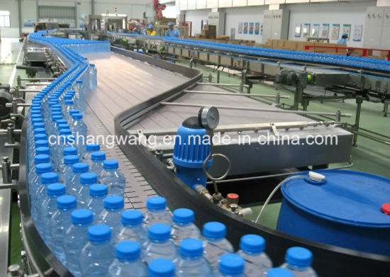 Carbonate Drinks Production Line/Cola Production Line pictures & photos
