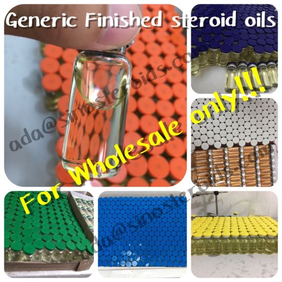 Generic Finished Steroid Vials Wholesale for Reseller Distributor pictures & photos