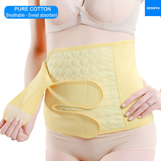 Women's Postpartum Girdle Corset Pregnancy Recovery Belly Band Waist Belt