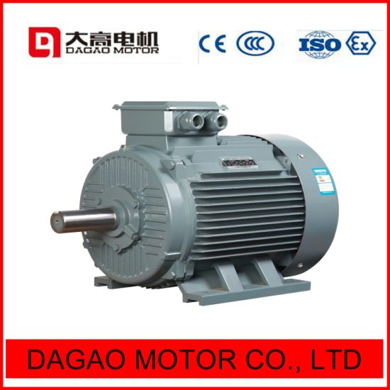 Tops Y Y2 Yc Ycl Series Small AC Electric Motor Single/Three Phase pictures & photos