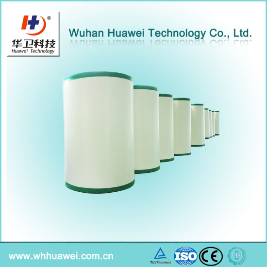 Factory Direct PU Film Raw Material with Finger Lift for Surgical Incisive Dressing, Wound Dressing