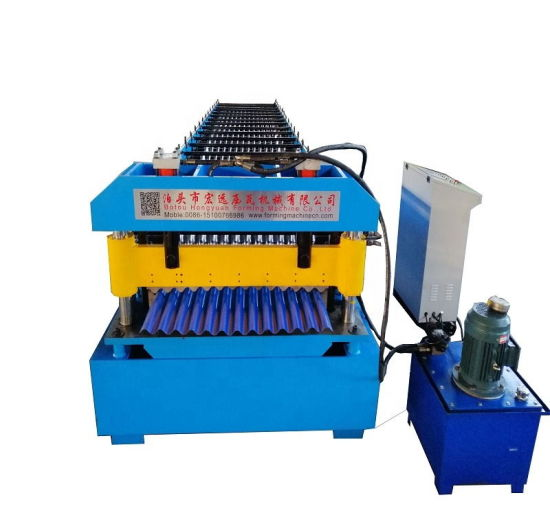 Roll Forming Manufacturer Price Corrugated Machine