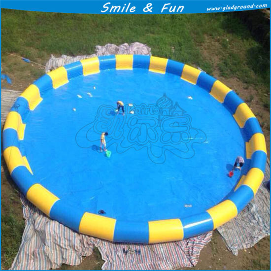 Hot Sale Large Round Inflatable Swimming Pool For Kids Adults China Swimming Pool And Inflatable Pool Price Made In China Com
