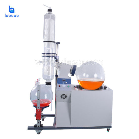 China Customized Large Rotary Evaporator for Chemical Alcohol Distillation
