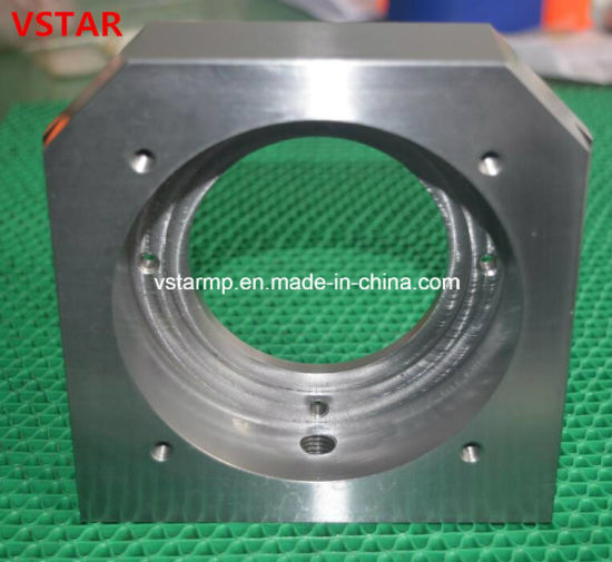 China ISO9001 Factory High Precision CNC Machining Steel