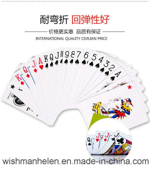 No. 928 Casino Paper Playing Cards/Poker Cards pictures & photos