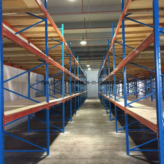 Ce Approved Storage Heavy Duty Adjustable Pallet Rack pictures & photos