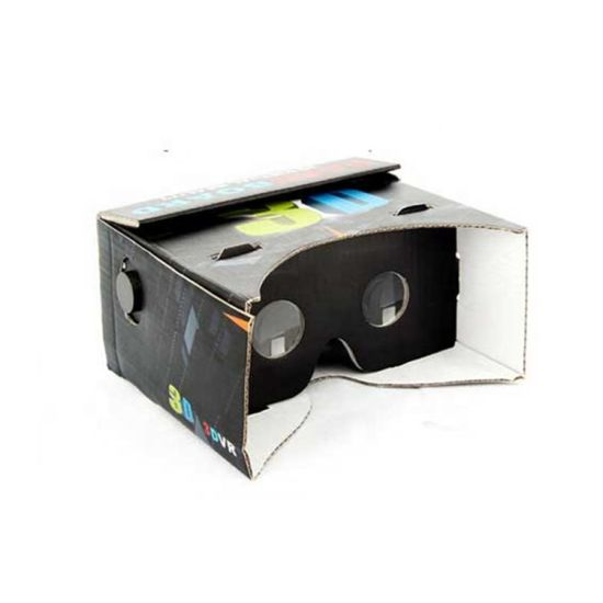 China Free Design 3D Vr Box Virtual Reality Google Vr Cardboard Bo