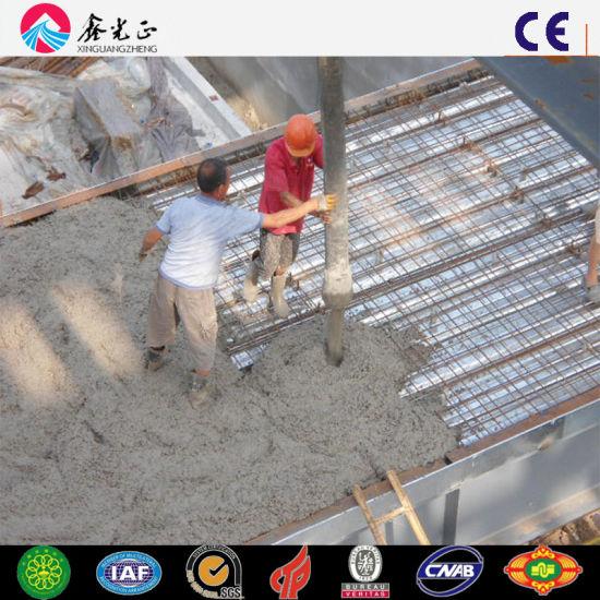 Prefabricated Steel Building Material Steel Structure Building Workshop (Q345B/Q235B)