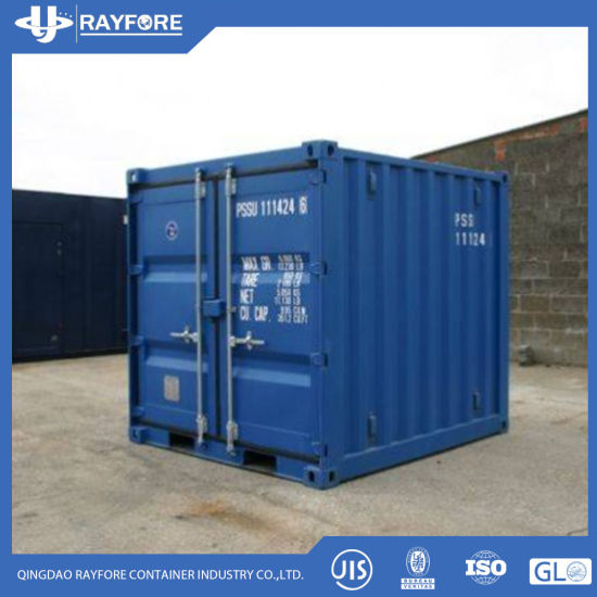China Good Designed 10ft Transport Steel Shipping Container China Container 10ft
