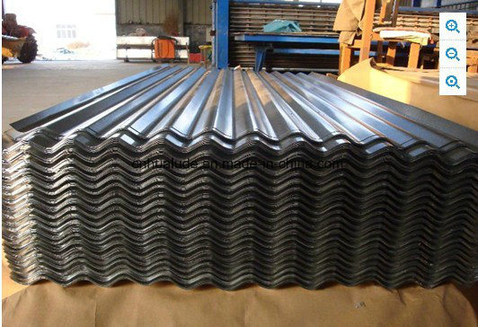 Galvanized Corrugated Plate Gi Roofing Material pictures & photos