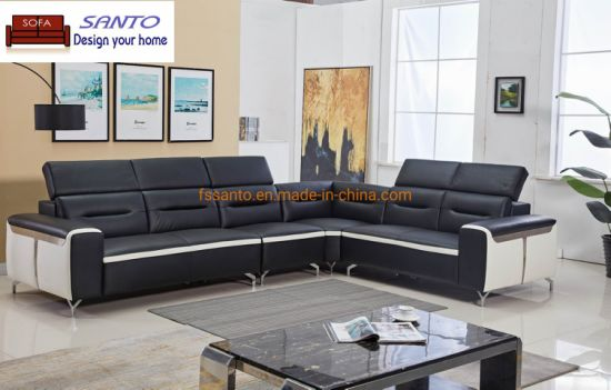 Prime Modern Fashion Sectional Sofa Set Corner Style Leather Sofa Onthecornerstone Fun Painted Chair Ideas Images Onthecornerstoneorg