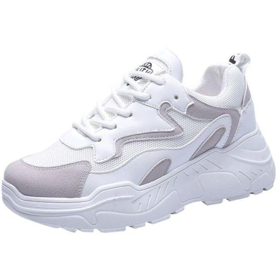 Flame Breathable Sneaker Athletic Versatile Women Sport Shoes