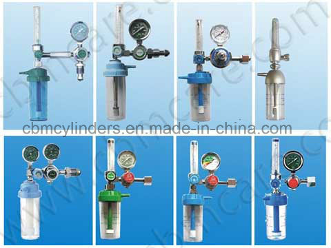 Emergency Oxygen Regulators with Pin Indexed Yoke Inlet pictures & photos