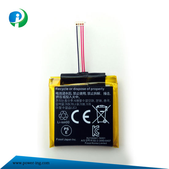 400mAh High quality Polymer Battery pictures & photos