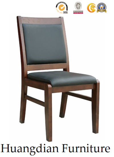 High Quality Wooden Restaurant Furniture Dining Chair (HD457)
