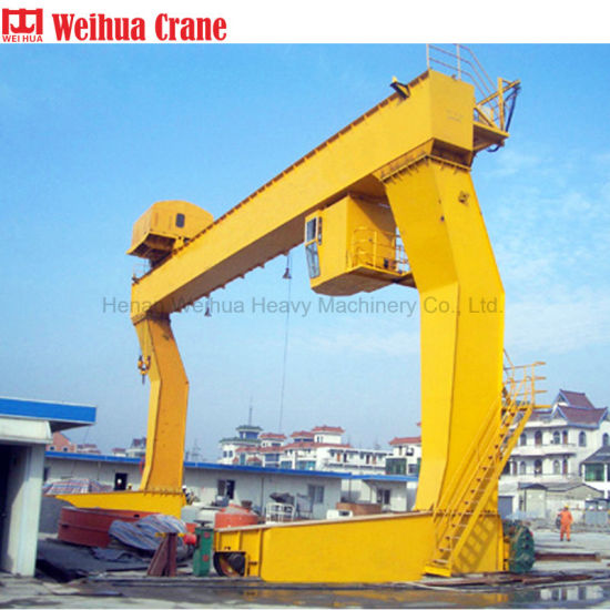 Weihua Single Beam Travelling Gantry Crane 3 Ton~32 Ton