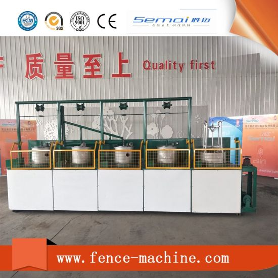 Automatic Copper Steel Wire Drawing Machine pictures & photos