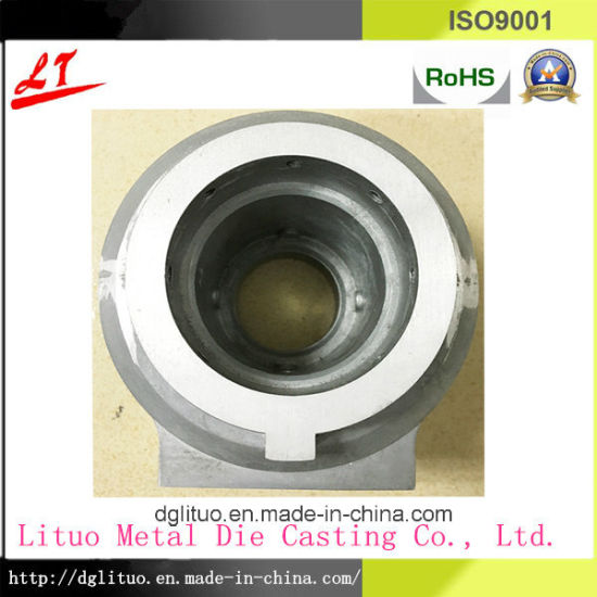 Hardware Aluminium Alloy Die Casting for LED Lighting Housing pictures & photos