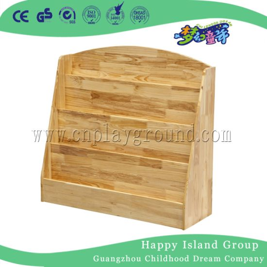 Wooden Kids Role Play Shelf For Children S Storage Cabinets M11 08701