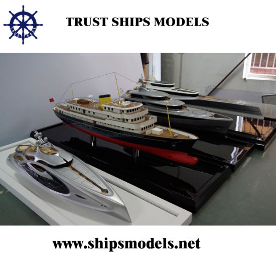 Supply All Kinds of Ship Models