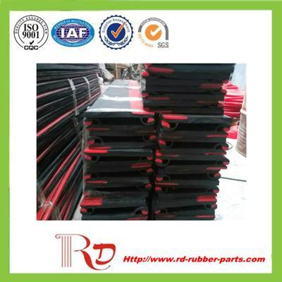 Exported Abroad Conveyor Belting Natural Rubber & PU Skirting Board pictures & photos