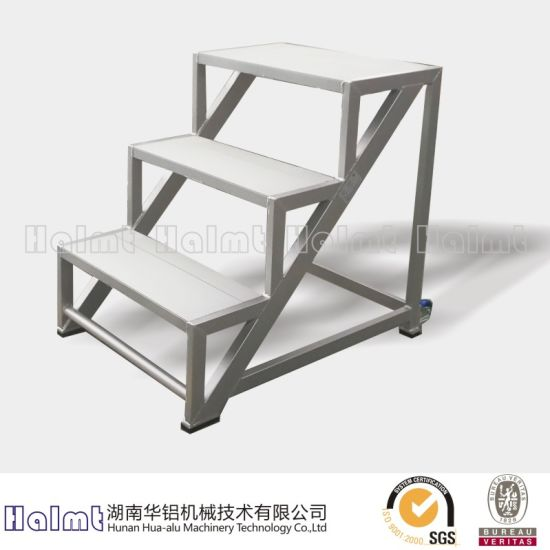 Awesome China 3 Step Safety Angle Industrial And Warehouse Ladder Machost Co Dining Chair Design Ideas Machostcouk