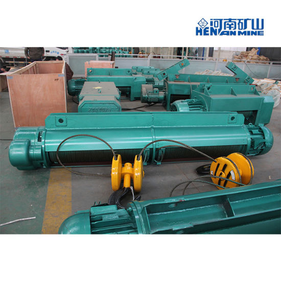 1 Ton Manual Chain Hoist Ce/GOST/ISO Certifications Wire Rope Electric Hoist