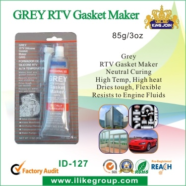 Grey RTV Silicone Gasket Maker pictures & photos