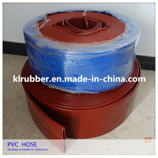 3 Inch PVC Lay Flat Hose for Farm Irrigation pictures & photos