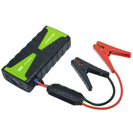China Jump Start Kit Car Battery Booster With Lithium Battery