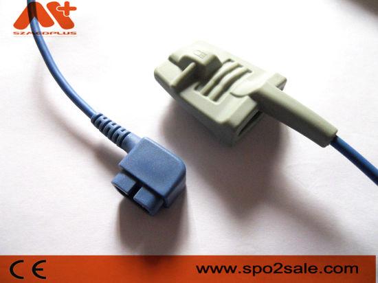 Criticare Compatible 975ad-10 Adult Soft Tip SpO2 Sensor